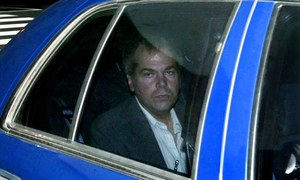 Reagan shooter allowed to leave hospital after 35 years