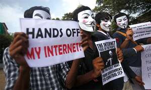 The cybercrime bill will change how use the internet