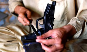 Guns cheaper than smartphones in Darra Adamkhel