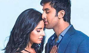 No, Katrina and Ranbir aren't in another film together