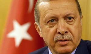 Erdogan accuses US general of 'backing putschists'