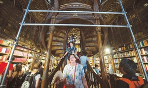 On the Harry Potter trail in Portugal — Rowling's inspiration