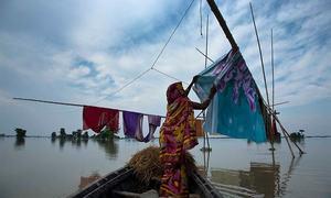 ہندوستان: سیلاب کے باعث ہلاکتوں کی تعداد 50 سے متجاوز