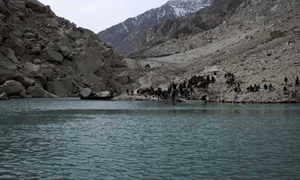 Construction of Dasu hydropower project in the doldrums