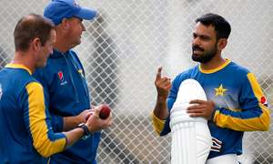 Absence of fifth bowler hurting Pakistan, says Tauseef