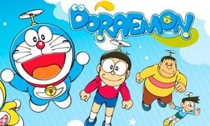 پی ٹی آئی کا جاپانی کارٹون سیریز 'ڈورے مون' پر پابندی کا مطالبہ