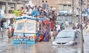 10 more die in rain-related incidents in Karachi