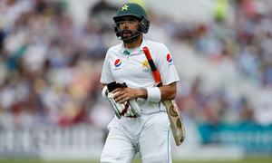 Misbah's men remain in contention