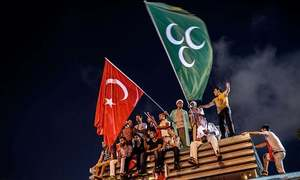 View from abroad: Counter-coup and crackdown in Turkey