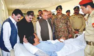 Non-implementation of NAP blamed for Quetta carnage
