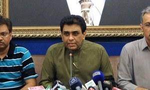 MQM will not succumb to any intimidation or threat, says Khalid Maqbool Siddiqui