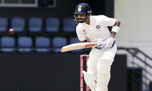 Teen West Indian fast bowler debuts with Virat Kohli's prized scalp