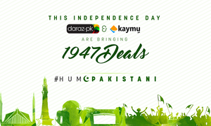Daraz and Kaymu to celebrate independence day together