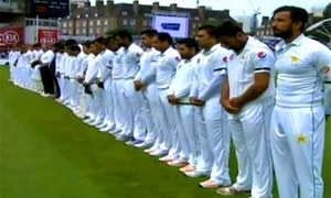 Pakistan, England observe minute of silence for Quetta blast victims