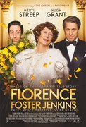 Florence Foster Jenkins is ever off-key, a pitch-perfect portrayal