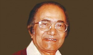 Cricket icon Hanif Mohammad is no more