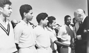 Hanif Mohammad: Remembering the 'Little Master'