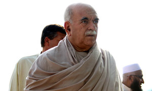 Speech against armed forces: ECP seeks response from Achakzai