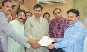 Much lobbying before Tayyab-Mashhadi pair finalised by MQM for top HMC slots