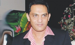 I was pained by criticism of Younis: Azharuddin
