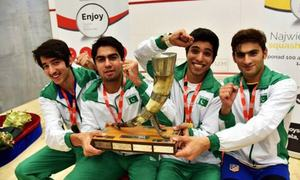 Pakistan win 2016 World Team Junior Squash Championships in Poland