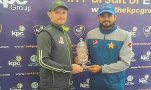 Pakistan a dangerous team, says Ireland captain