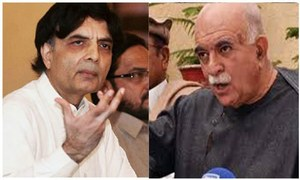 NA speaker averts Nisar-Achakzai showdown