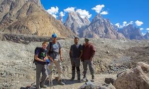 K2 via Concordia: Trekking through the valley of giants