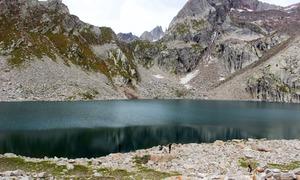 ڈک جھیل: وادیء نیلم کا پوشیدہ نگینہ