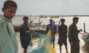 All at sea: A trip along Pakistan's coastline