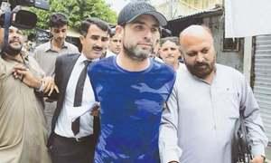 Blacklisted US citizen Matthew Barrett deported from Pakistan