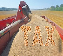 Withholding tax on millers' wheat purchases