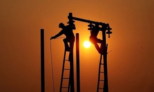 Country's power bill touches highest mark