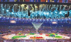 Samba, reflections and pride as 'marvellous' Rio flames out