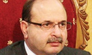 CDA chief removed from office