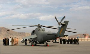 Afghans push India for more arms, despite Pakistan's wary eye