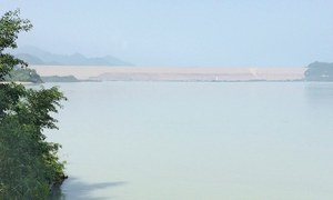 Tarbela — the dam stained with blood