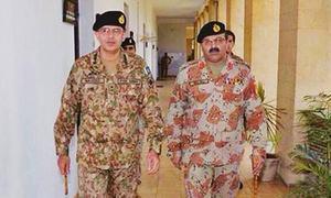 Corps Commander Karachi orders action against elements inciting violence