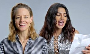 Priyanka Chopra, Jodie Foster recreate Britney Spears' 'Toxic' and it's hilarious