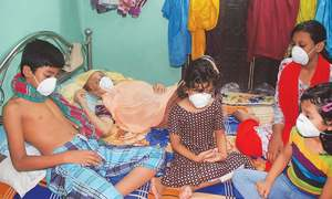 200 people fall sick after ammonia leak in Chittagong