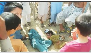 Two boys meted out inhuman treatment