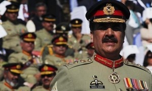 Field Marshal Raheel Sharif?