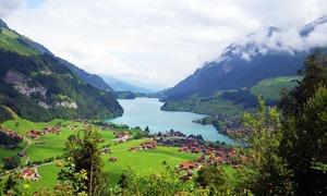انٹرلاکن سوئٹزرلینڈ: یورپ کے بلند ترین مقام کا سفر