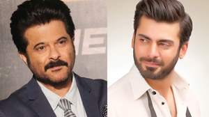 Here's what Anil Kapoor thinks of Fawad Khan
