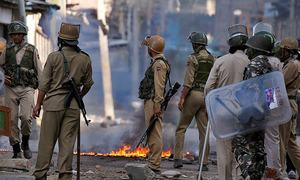 ہندوستانی فوج کی فائرنگ سے ایک اور کشمیری ہلاک