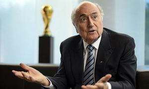 Blatter in last fight against FIFA ban