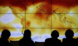 100 سال بعد زمین کیسی نظر آئے گی؟
