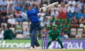 پہلا ون ڈے : انگلینڈ نے پاکستان کو شکست دے دی