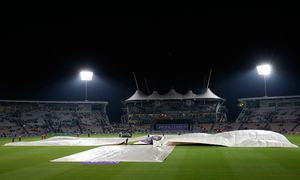 First ODI: England win by 44 runs on D/L method in rain-affected contest