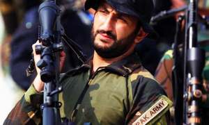 Pakistan Army wins international sniping competition in Beijing